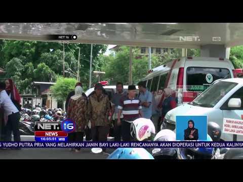 7 Korban Kebakaran Dilarikan ke Rumah Sakit Umum Tangerang - NET16