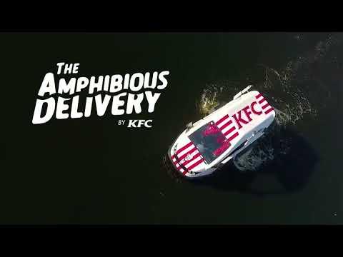 AMPHIBIOUS DELIVERY-KFC