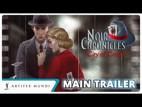 Noir Chronicles: City of Crime Trailer thumbnail