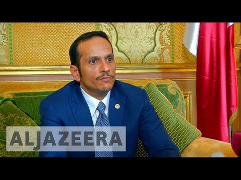 Saudi-led demands not 'reasonable or actionable'- Qatar