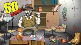 The CRAZY Cat's SECRET CLONING Machine! - 60 Seconds Gameplay