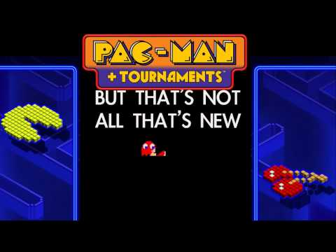 Vídeo do PAC-MAN +Tournaments