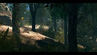 Skyrim Special Edition modding more bushes test