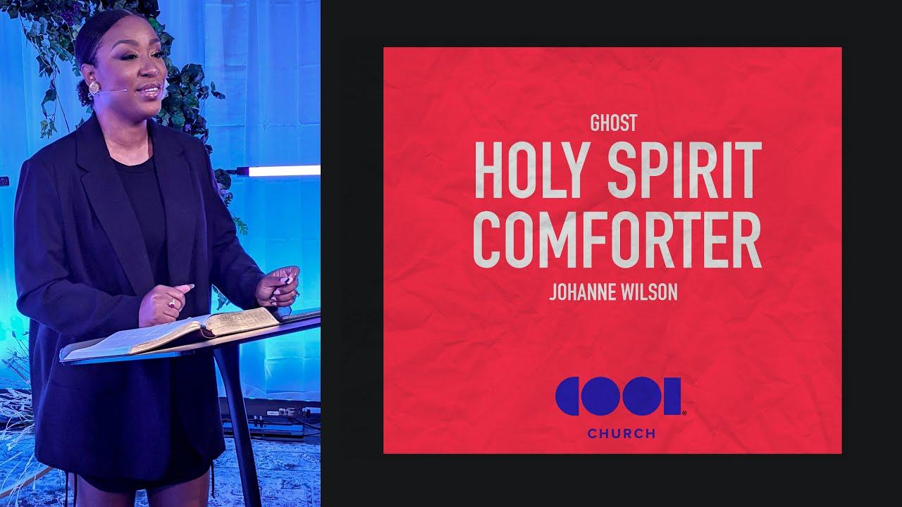 HOLY SPIRIT COMFORTER Image