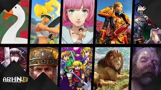10 gier, na które zabrakło nam czasu w 2019