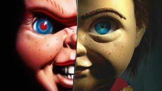 Brad Dourif's Chucky vs Mark Hamill's Chucky (Good Guy vs Buddi)