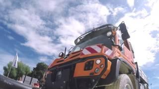 Der Film zum Unimog - Fahrer - Wettbewerb 2016 in Ulm
