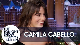 Camila Cabello Answers Rapid-Fire Questions on Romance