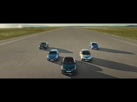 Musique publicité Renault E-Tech Range    Juillet 2021