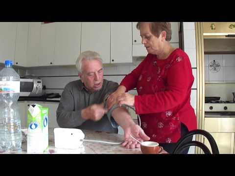 Aumento della pressione sanguigna in posizione eretta