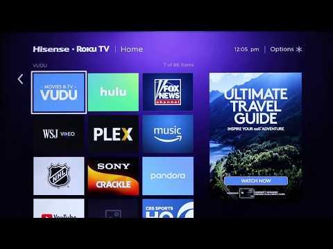 Review: Hisense R6 Roku TV 50″ 4K HDR