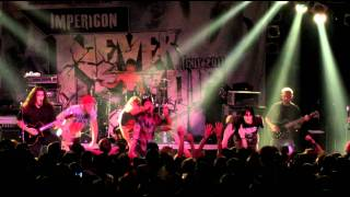 AS BLOOD RUNS BLACK - Full 1080p HD Live Set at Never Say Die Tour 2011 / by Keepernull