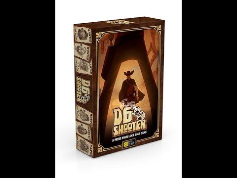 UndeadViking Videos - D6 Shooter - Wild West goodness