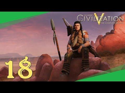 Civilization 5 ➤ #18 ➤ Moderní Éra [CZ LP]