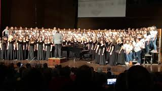 Lord, Give Me Just a Little More Time UK Women's Choir and KYACDA SSA All State 2018