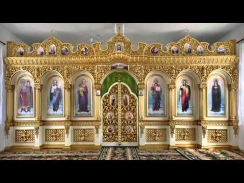 07 Молитва 5 6я  Святого Василия Великого