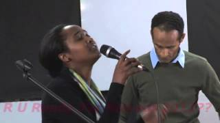 Amharic Song, Amharic Mezmur, Ethiopian Gospel Song By Tsion Teshome