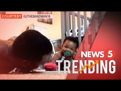 [News5]  Baby Workout
