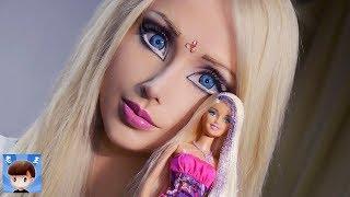 全世界最像芭比娃娃的真人,美到讓你懷疑人生