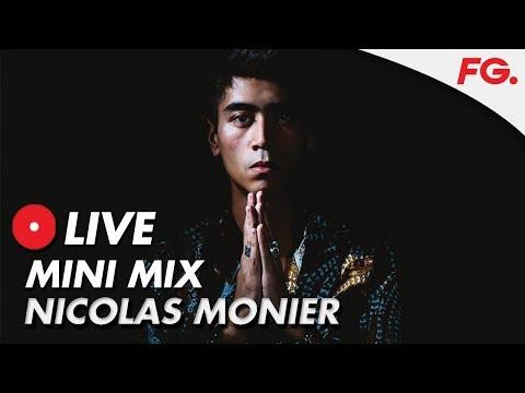 NICOLAS MONIER   LIVE MINI MIX   'YOUR HEART'   RADIO FG