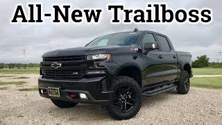 Review: 2019 Chevy Silverado LT Trailboss | Did Chevy Do Enough To Be #1?