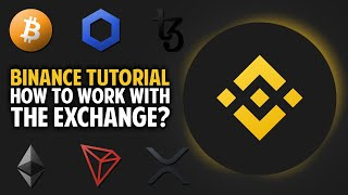 Binance Exchange Tutorial: How To BUY And SELL Cryptocurrencies?