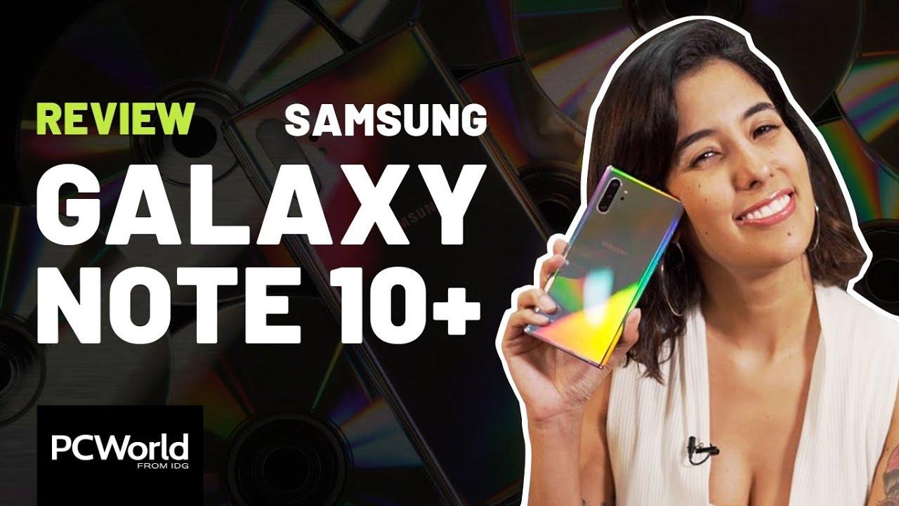 Galaxy Note 10+: maior, melhor e mais caro [Review / Análise]