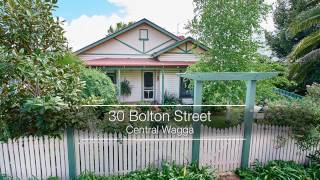 30 Bolton Street, Central Wagga - SOLD