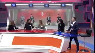 Ben Bilmem Eşim Bilir Ünlüler - Larissa Gacemer Türkçe Konuşma