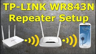 OpenWrt Repeater Setup Without Using RJ45 Cable | باستخدام الوايفاي