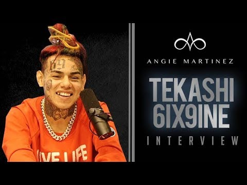 Tekashi 6ix9ine Opens Up About Getting Kidnapped And Robbed In His Most Personal Interview Yet