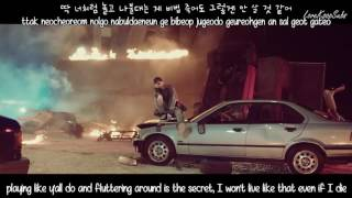 Gambar cover Agust D - Give It To Me MV [English subs + Romanization + Hangul] HD