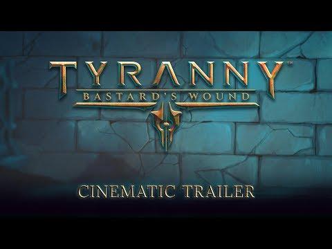 Tyranny - Bastard's Wound Gamescom Cinematic Trailer thumbnail
