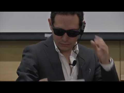 La UNAM crea prototipo de lentes inteligentes para débiles visuales