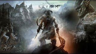 Skyrim -_замок волкихар _-