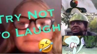 REACTING TO TRY NOT TO LAUGH CHALLENGE!!!😂