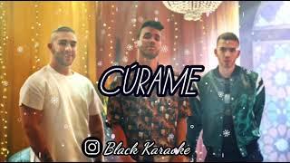 Prince Royce   Cúrame (Letra  Karaoke) Ft. Manuel Turizo