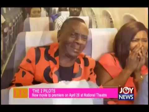 Let's Talk Showbiz on JoyNews (25-4-19)