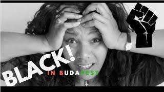BLACK in Budapest l ilyssaG * expat life