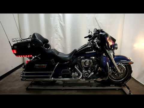 2010 Harley-Davidson Electra Glide® Ultra Limited in Eden Prairie, Minnesota - Video 1