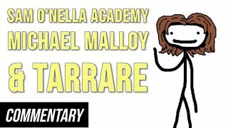 [Blind Reaction] Sam O'Nella Academy: Michael Malloy & Tarrare