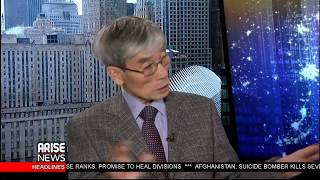 DEWARDRIC MCNEAL ON ARISE AMERICA DISCUSSES PRESIDENT TRUMP'S ANNOUNCEMENT TO MEET WITH NK LEADER KI