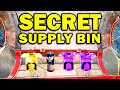 This SECRET Supply Bin ALWAYS has Gold or Purple Armor in Apex Legends