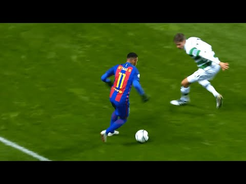 Neymar Jr - NeyMagic - Craziest Skills & Goals Ever