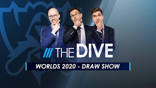 The Dive   2020 Worlds Draw Show Reactions Live