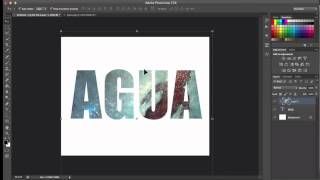 Creating Clipping Masks in Photoshop CS, CC and Elements