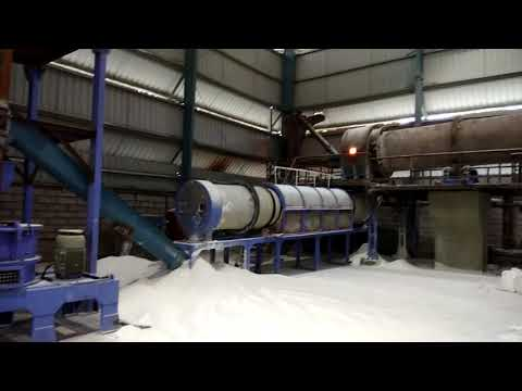 Calcination Rotary Kiln