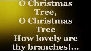 O Christmas Tree (Lyrics) - ARETHA FRANKLIN