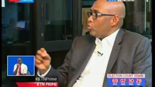 Adan Mohammed explains the benefits of the Standard Gauge Railway