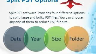 Split Outlook PST Software